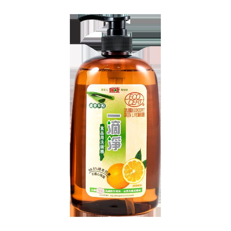 一滴淨1000ml洗碗精-柑橘