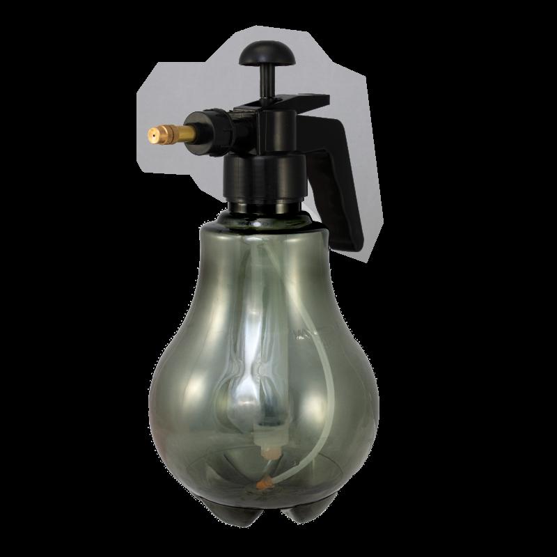 花公主時尚燈泡型氣壓噴壺